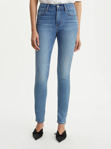 721 High Waisted Skinny Jeans