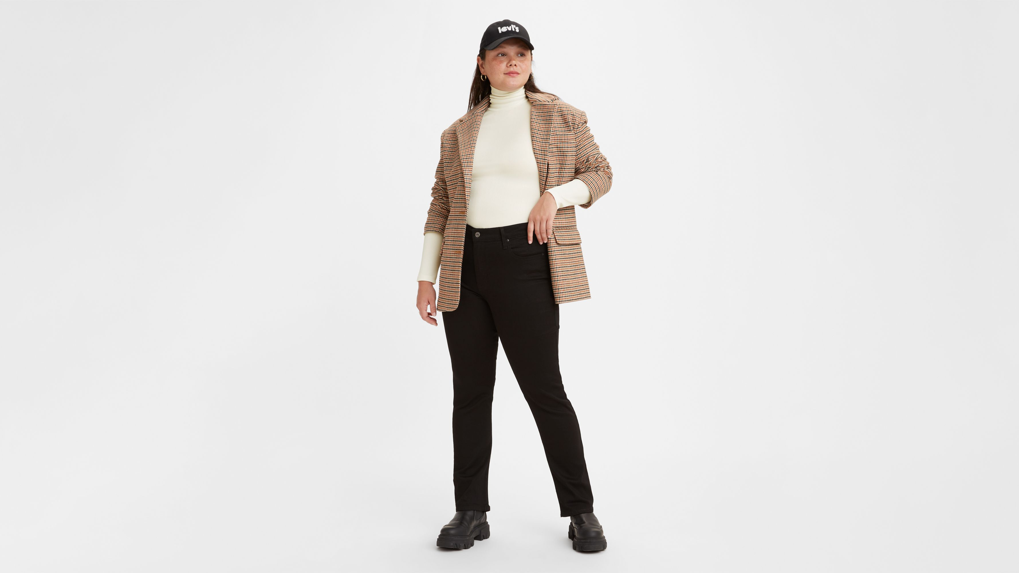 Jeans Droite Coupe Femme Fr Levi's® w078Fqp0
