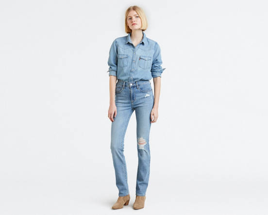 8a85f006 Use + and - keys to zoom in and out, arrow keys move the zoomed portion of  the image. Mouse over image for a closer look. 724 High Rise Straight Jeans  ...