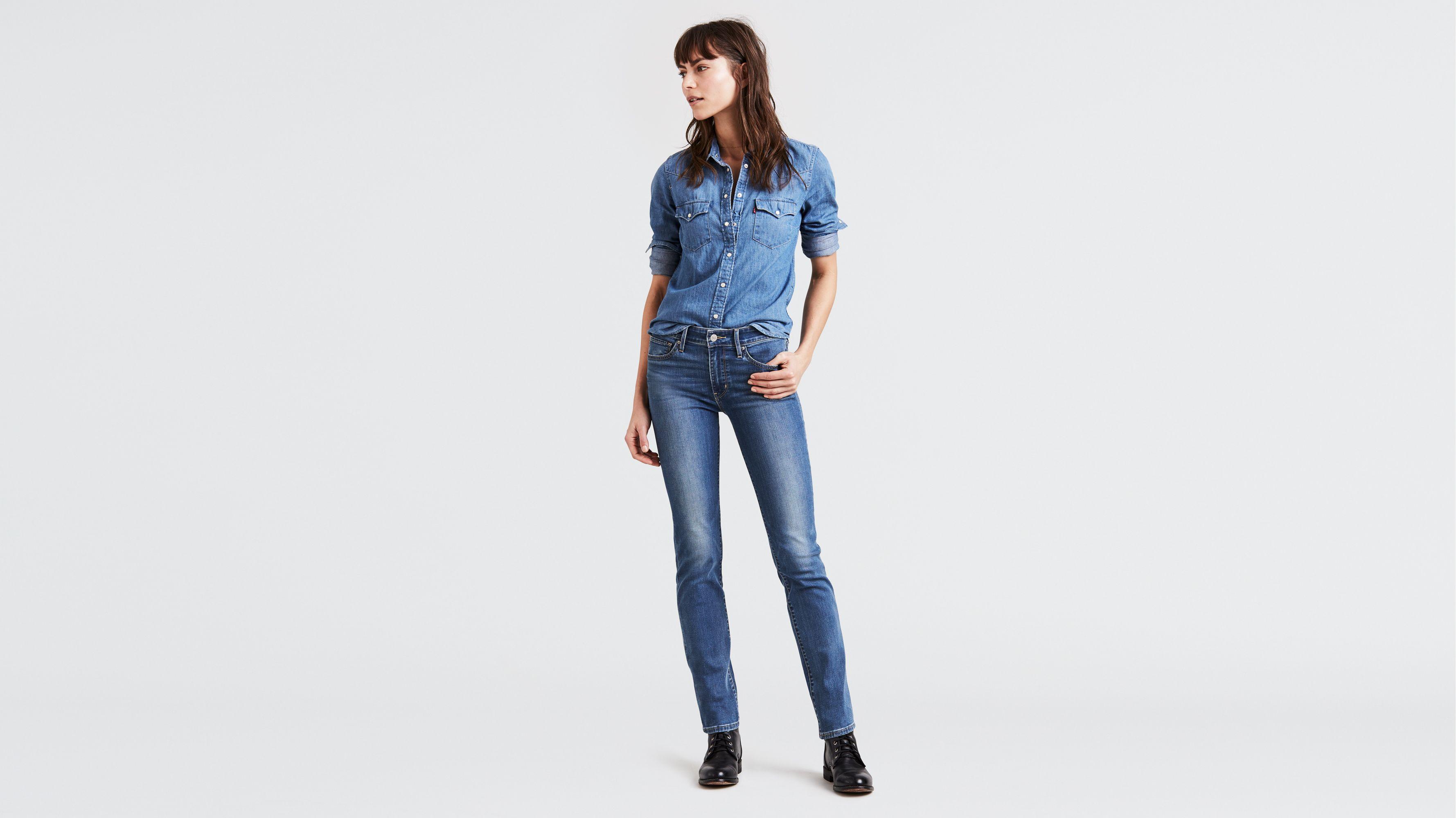 8c064c7e150 712™ Slim Jeans - Medium Blue | Levi's® CH