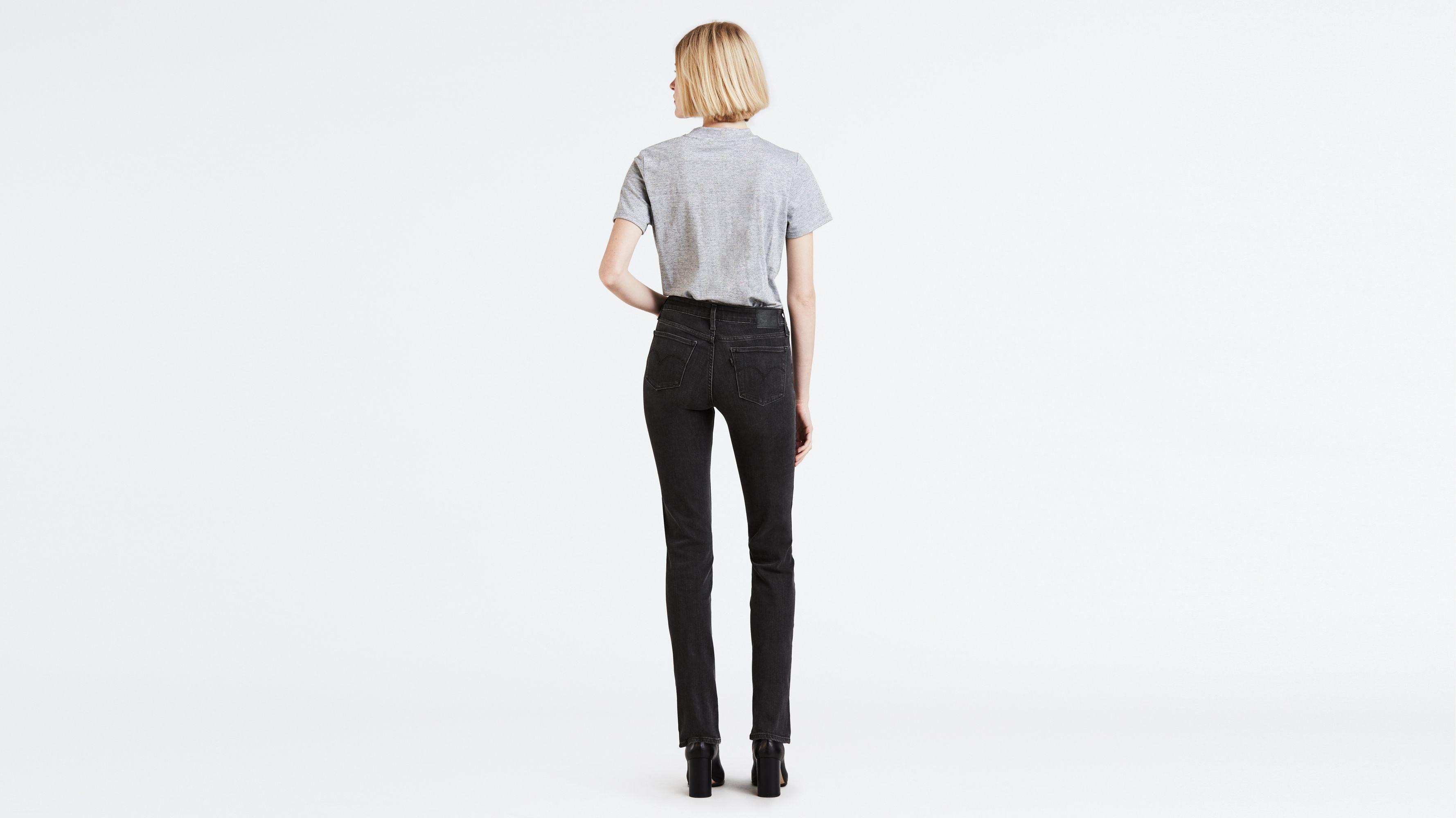 37c4c1b8 712 Slim Jeans - Black | Levi's® US