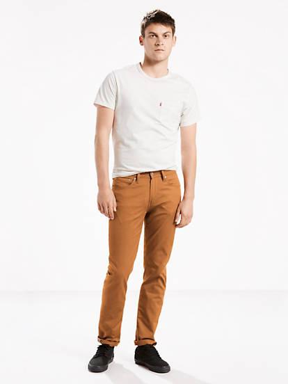 27715819c33 511™ Slim Fit Pants - Orange   Levi's® US