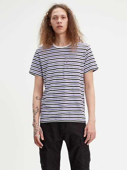 Short Sleeve Classic Pocket Tee