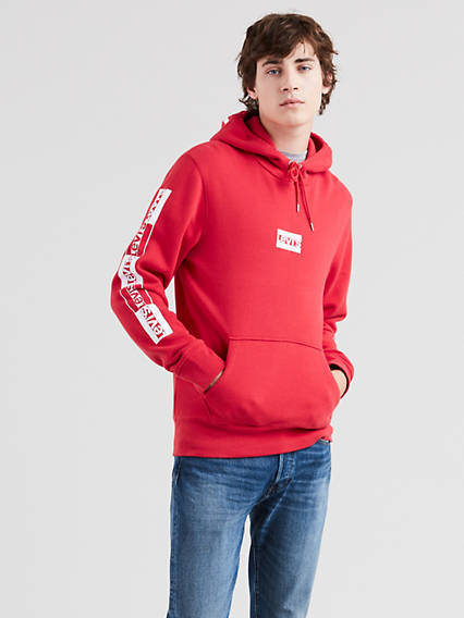 Graphic Pullover Hoody
