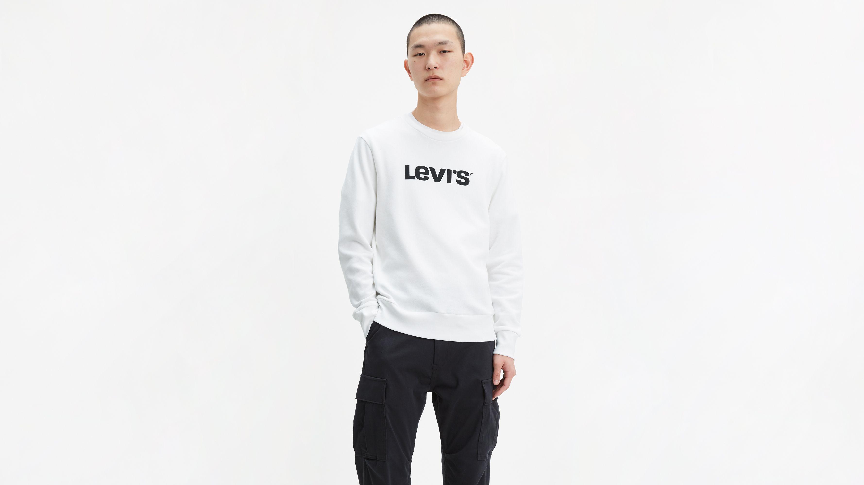 Levi's® Graphic Crewneck Sweatshirt