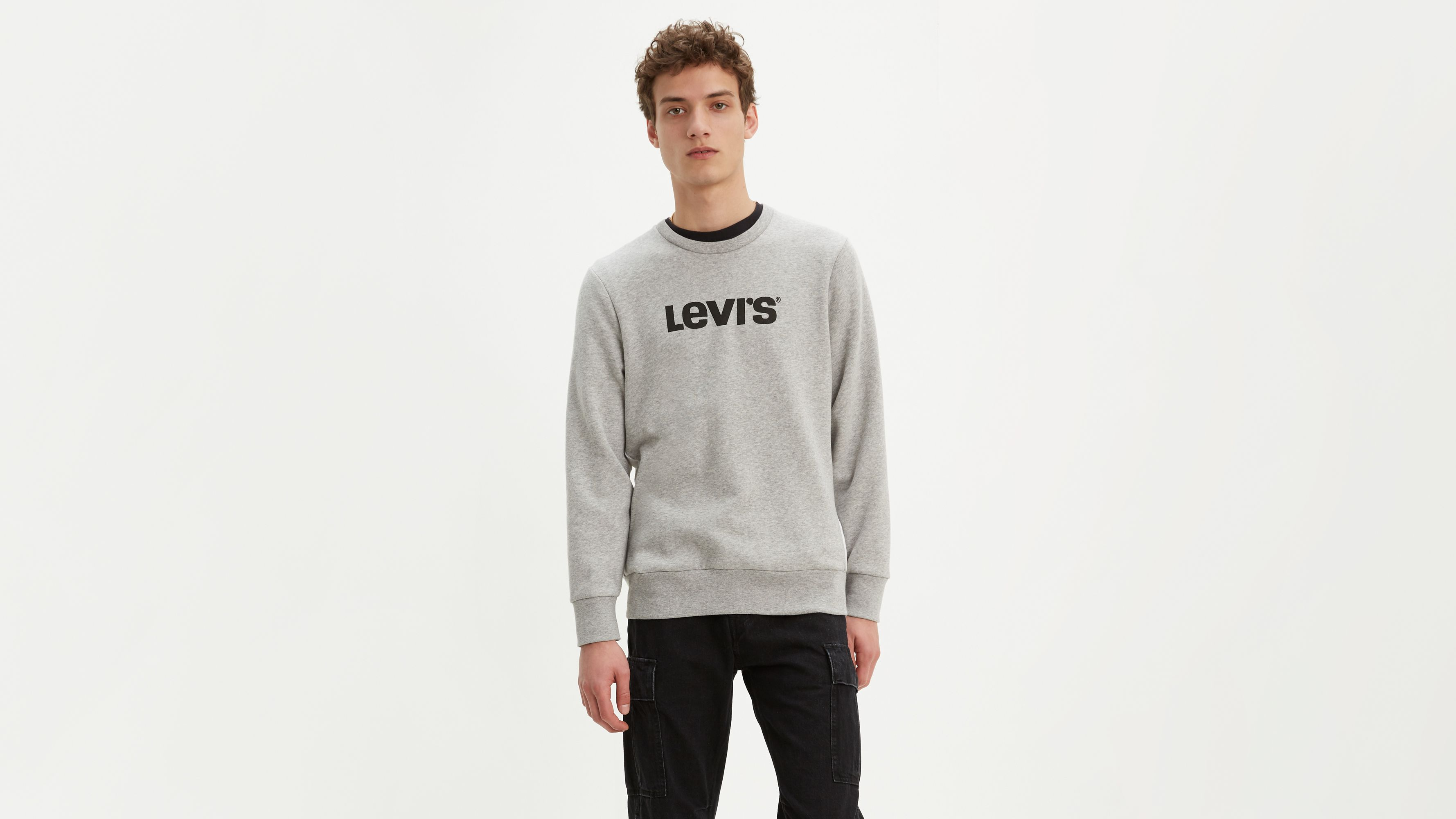 Levi's00ae Graphic Crewneck Sweatshirt