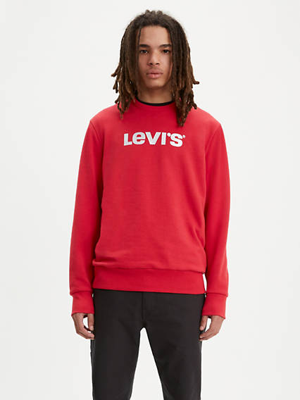 Levi's® Graphic Crewneck Sweatshirt