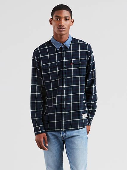 Levi's® X Justin Timberlake Jackson Worker Shirt