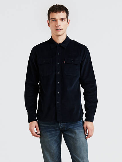 Corduroy Worker Shirt