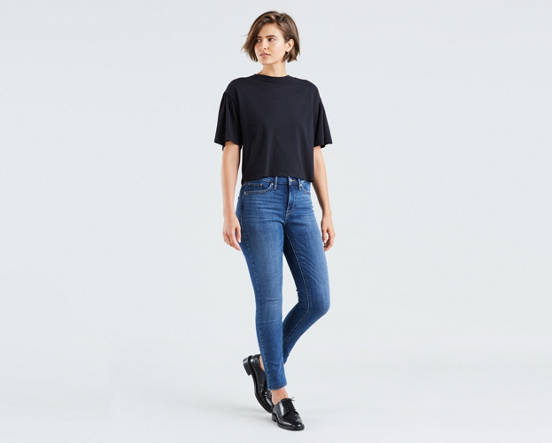 853ce3c5b2b 311 Shaping Skinny Jeans - Medium Wash