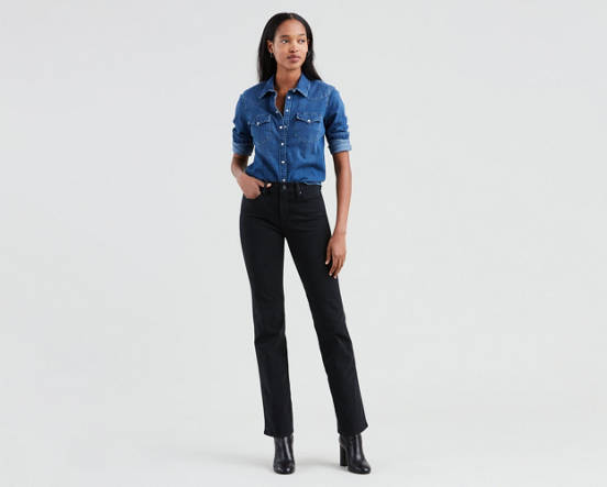 6ee86259c7e17 314™ Shaping Straight Jeans