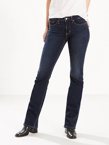 315 Shaping Boot Cut Jeans