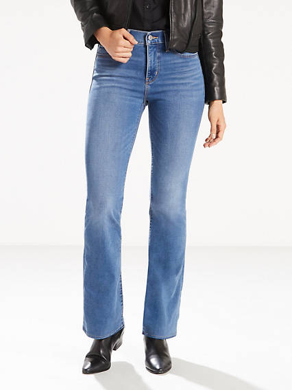 315 Shaping Boot Cut Stretch Jeans