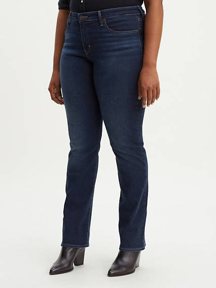 314 Shaping Bootcut Jeans (Plus Size)