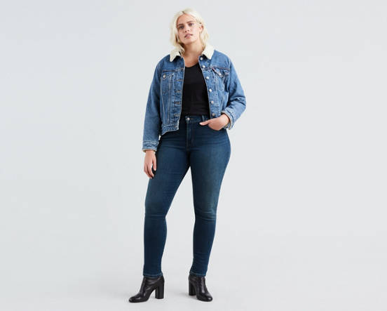 c208d672ef9 Mouse over image for a closer look. 311 Shaping Skinny Jeans (Plus Size) ...