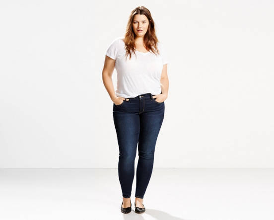 2960450c81f Mouse over image for a closer look. 310 Shaping Super Skinny Jeans (Plus  Size) ...