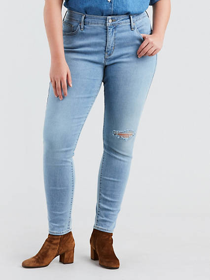 312 Shaping Skinny Jeans