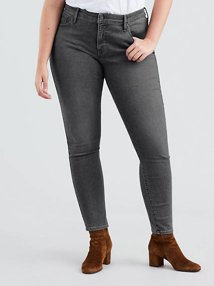 310™ Shaping Super Skinny Jeans (Plus Size)