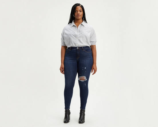 23ceddd59b74c Mouse over image for a closer look. 310 Shaping Super Skinny Jeans (Plus ...