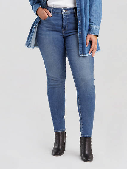 d1f08139fd9 310™ Shaping Super Skinny Jeans (Plus Size)