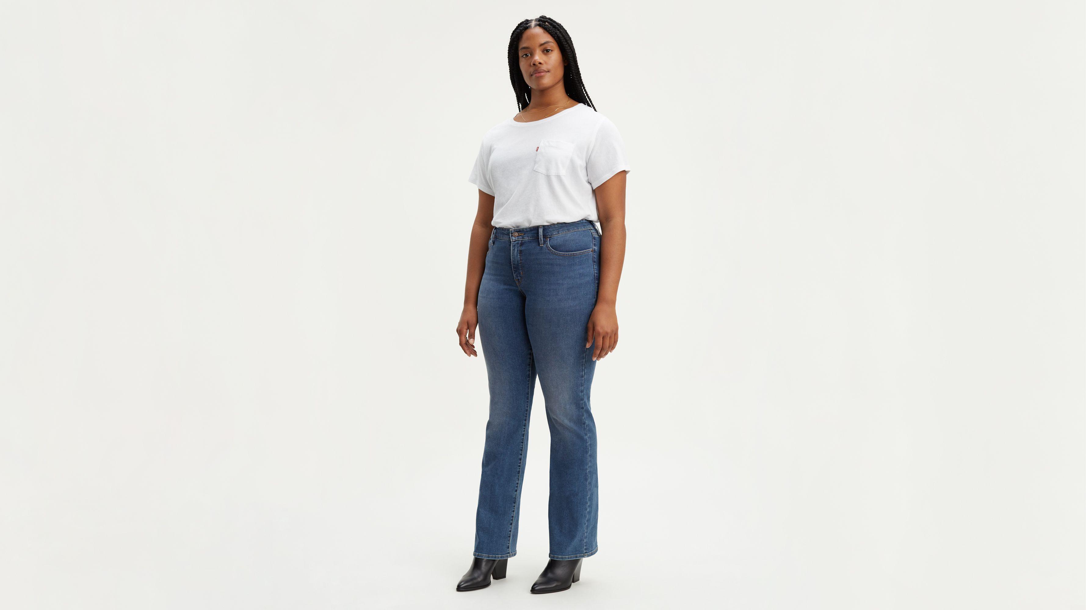Women's Bootcut Us Plus Size Levi's® RRwxOq