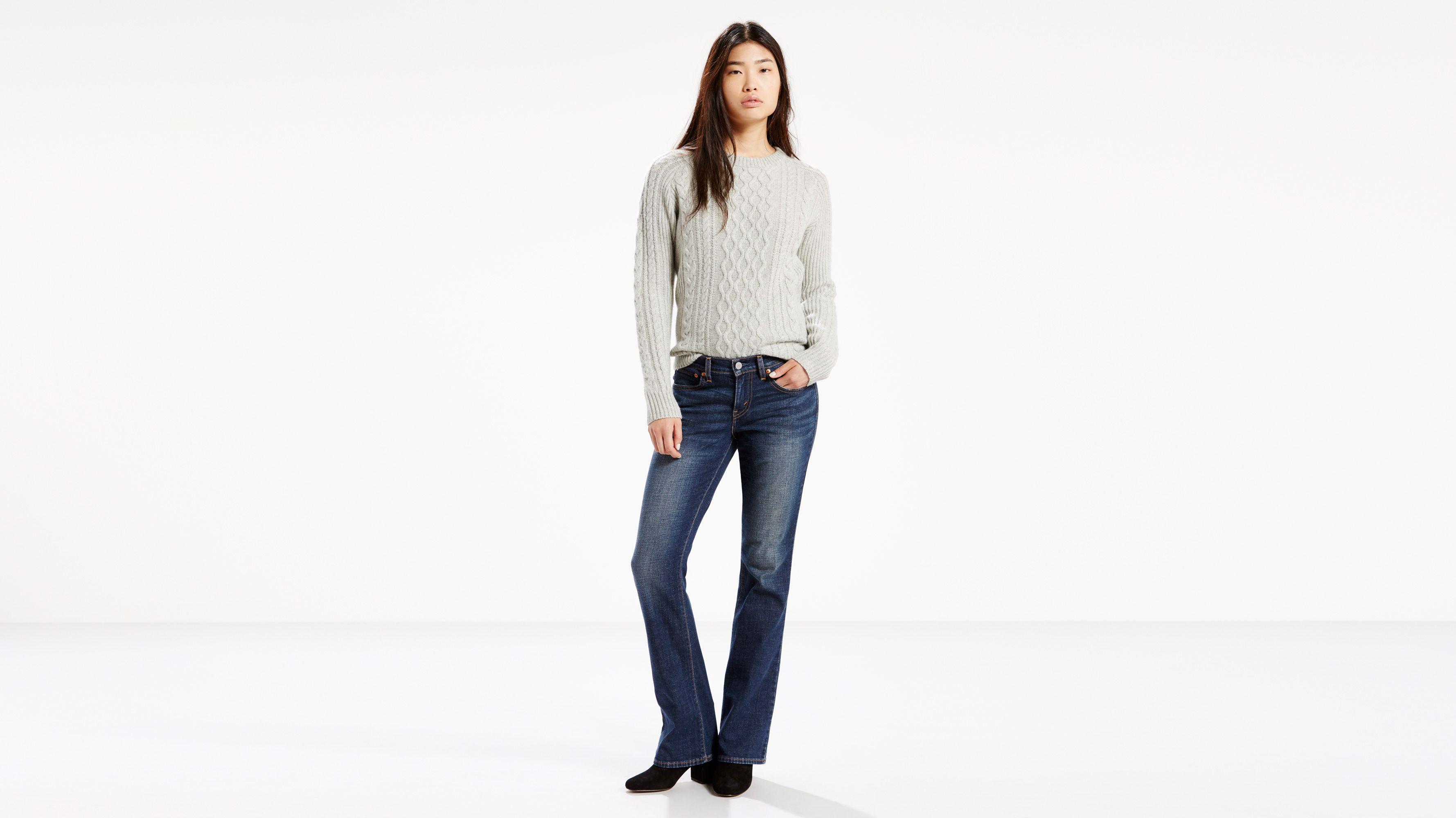 415 Classic Boot Cut Women's Jeans