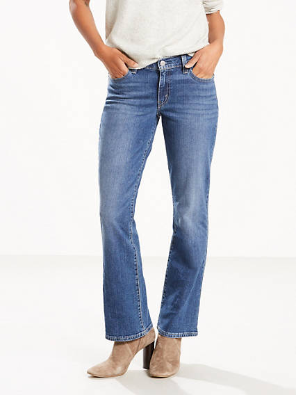 415 Classic Boot Cut Jeans