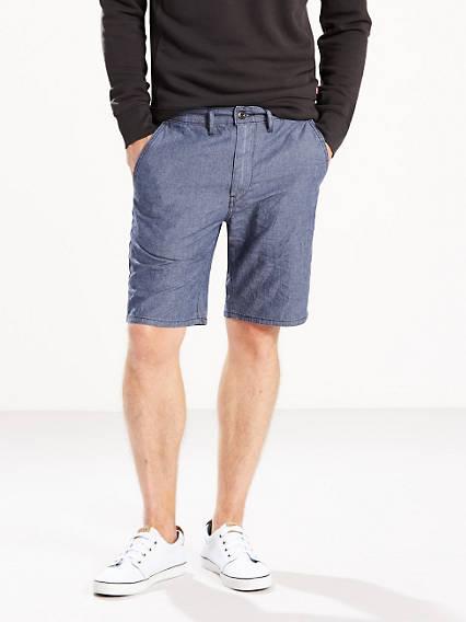 Straight Chino Shorts