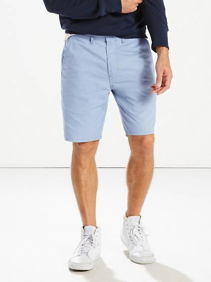 """""""Straight Chino Shorts"""""""
