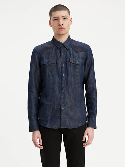 Levi's® x WellThread™ x Outerknown Western Shirt
