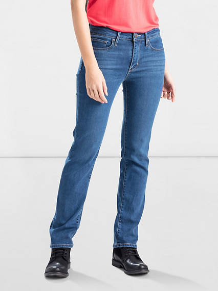 714 Straight Soft Jeans