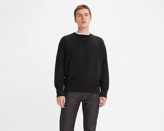 edda8be1 Levi's® Vintage Clothing Bay Meadows Sweatshirt