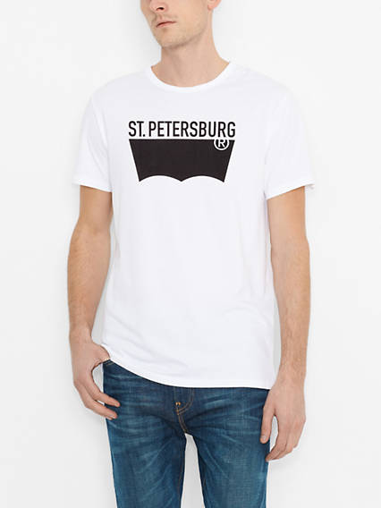Levi's® St. Petersburg City Tee