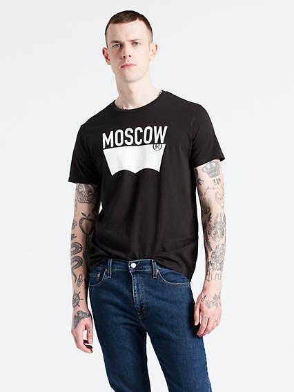 Levi's® Moscow City Tee