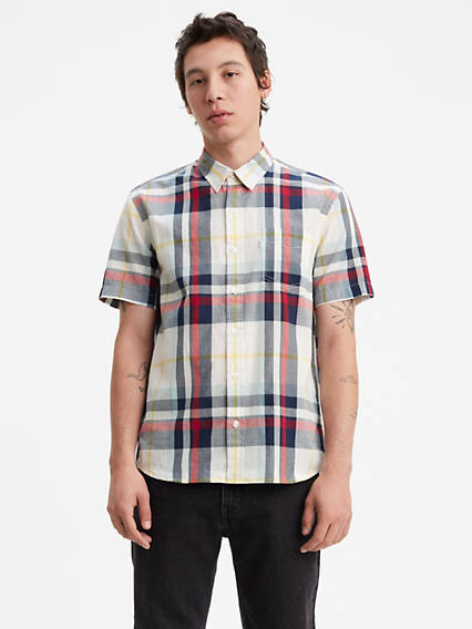 Short Sleeve Classic One Pocket