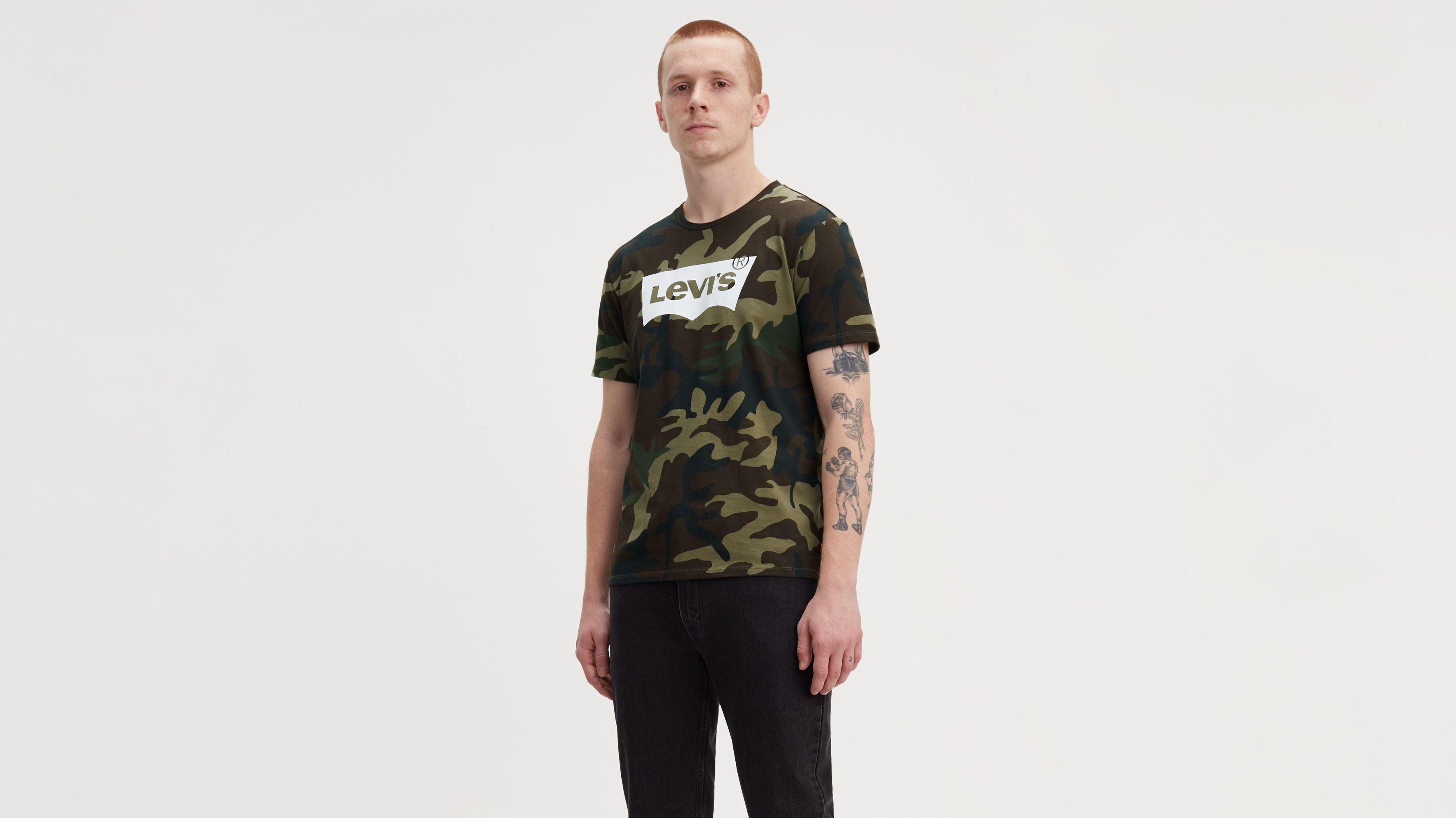 Tee Shop Shirts Us Graphic TLevi's® Men's 4ARj3LSc5q