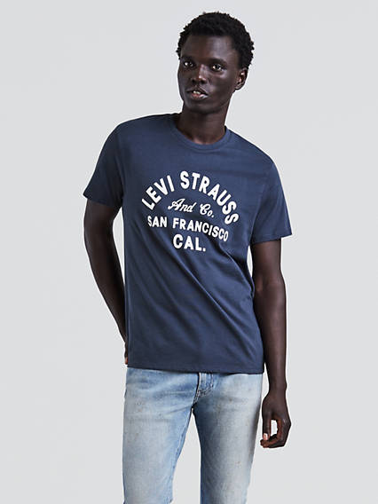 T?shirt Graphique Classique