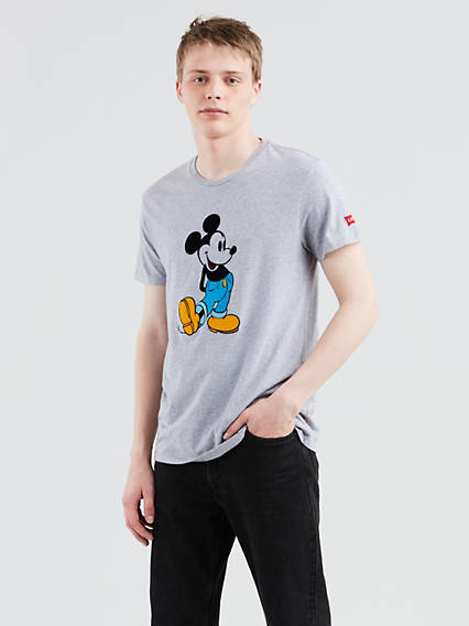Levi's® X Mickey Mouse Graphic Set Tee