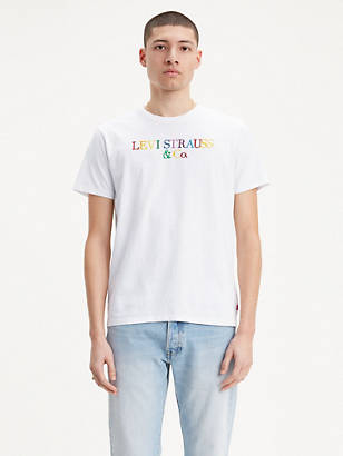 cb12773f5198 Men's Shirts - Shop Cotton T-Shirts, Tank Tops, & Denim Shirts | Levi's® US