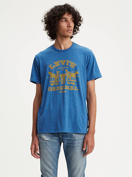 Levi's® 2-Horse Pull Tee