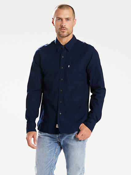 Selvedge Worker Shirt