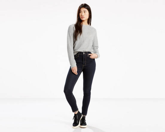 6b8c31a70f21b2 Use + and - keys to zoom in and out, arrow keys move the zoomed portion of  the image. Mouse over image for a closer look. Mile High Super Skinny Jeans  ...