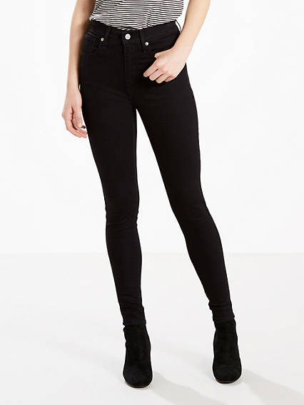 Mile High Super Skinny Fit Jeans