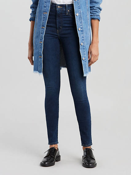 Mile High Hyperscuplt Super Skinny Jeans