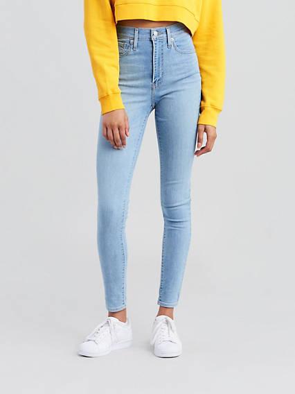 Mile High Super Skinny Jean