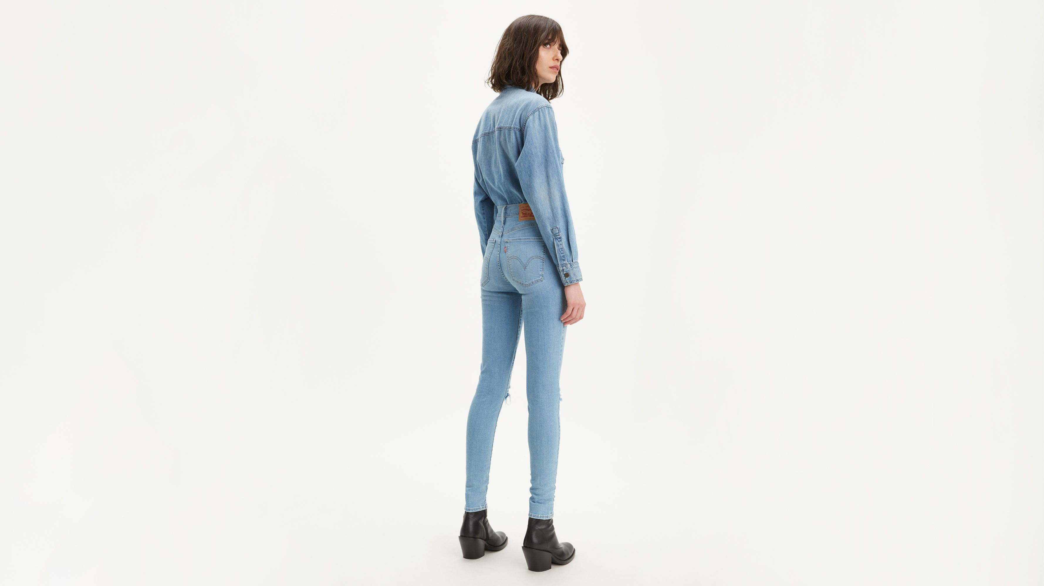 Levi's Skinny Jeans Mile High Super Skinny       RRP £85