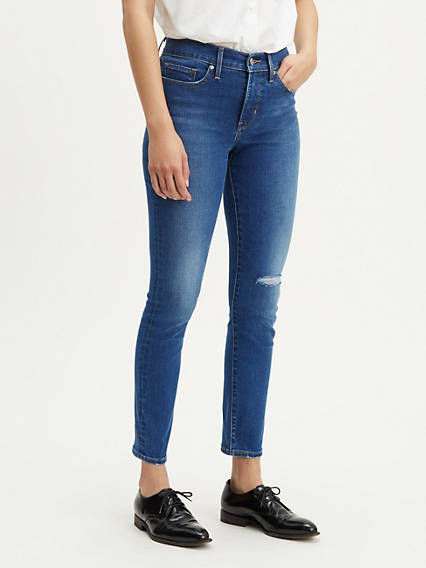 311 Shaping Skinny Ankle Jeans