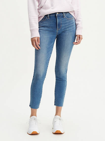 311 Shaping Ankle Skinny Jeans