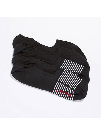 Levi's® 2 Pack No Show Socks