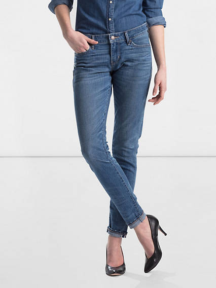 711 Selvedge Skinny Jeans